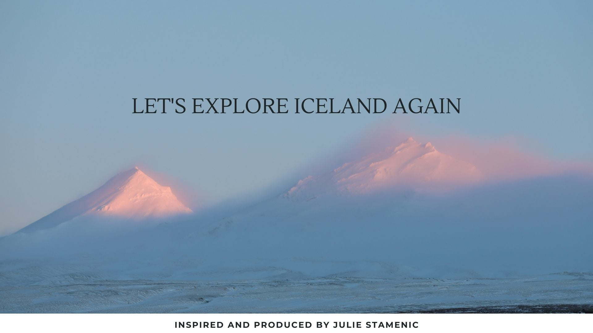 Iceland March 2021