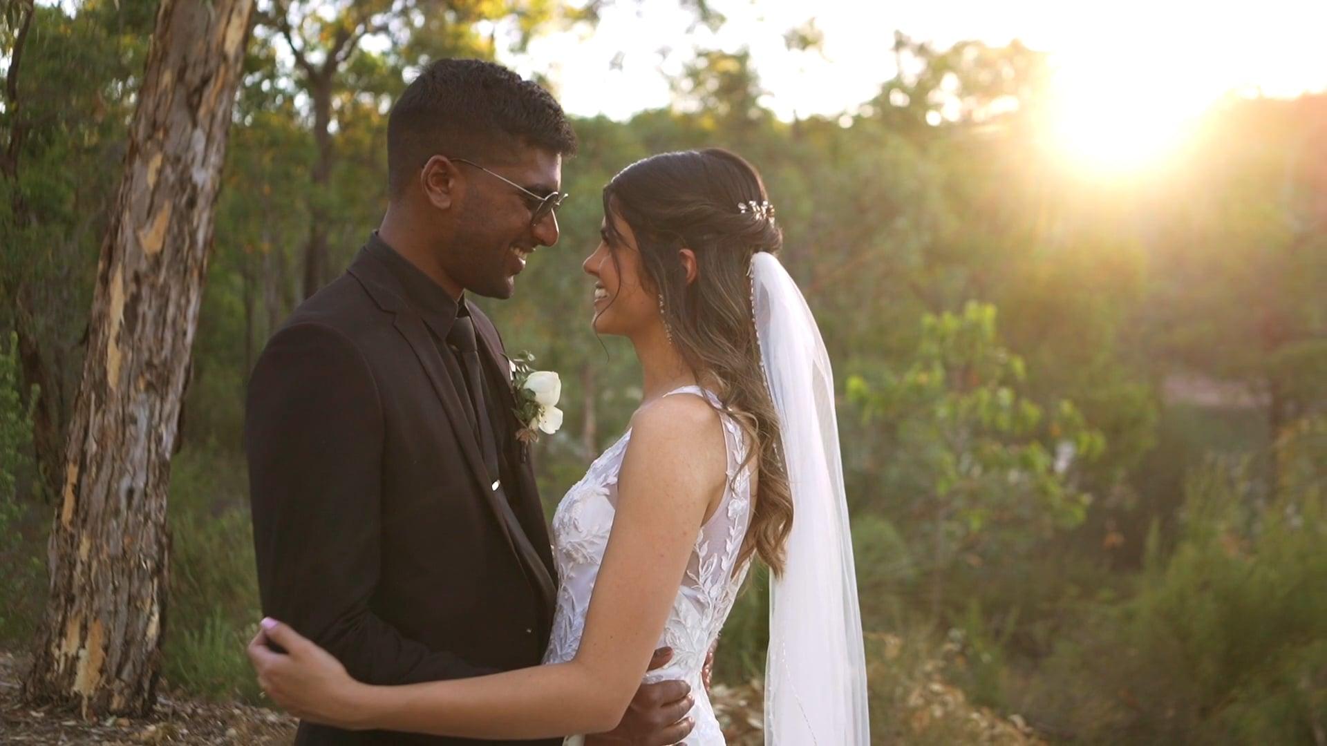 Jairus + Kristen Wedding Trailer