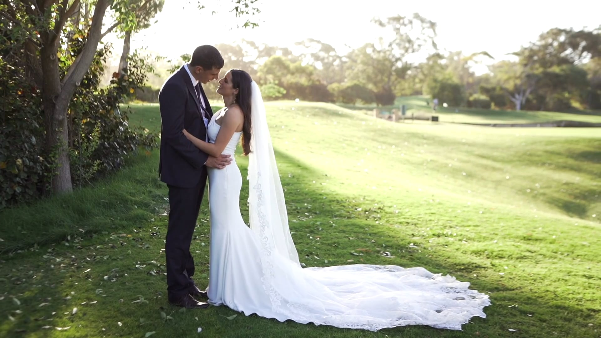 Ricky + Danelle Wedding Trailer