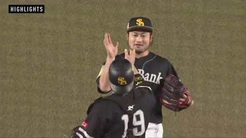 4/23 マリーンズ対ホークス ダイジェスト