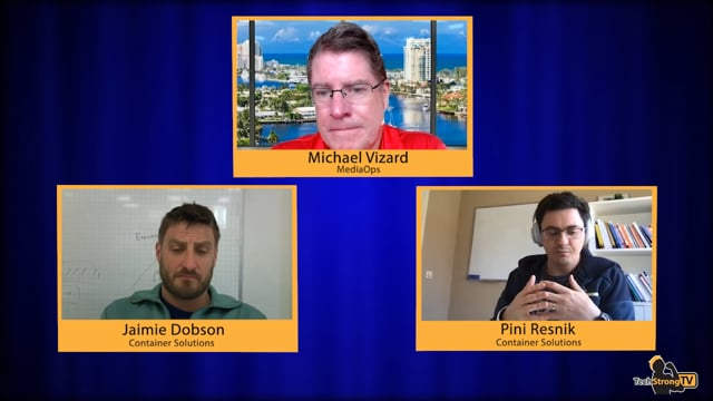 Microservices Based Applications - Jamie Dobson and Pini Resnik, Container Solutions