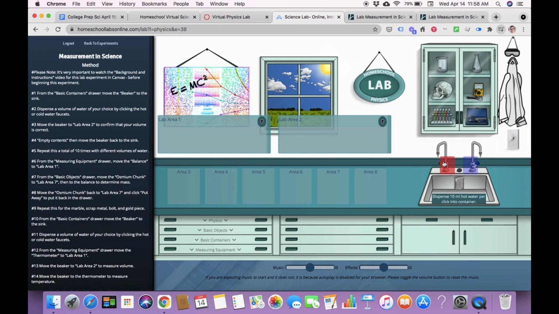 Greg Landry - College Prep Science Virtual Homeschool Lab Video Review