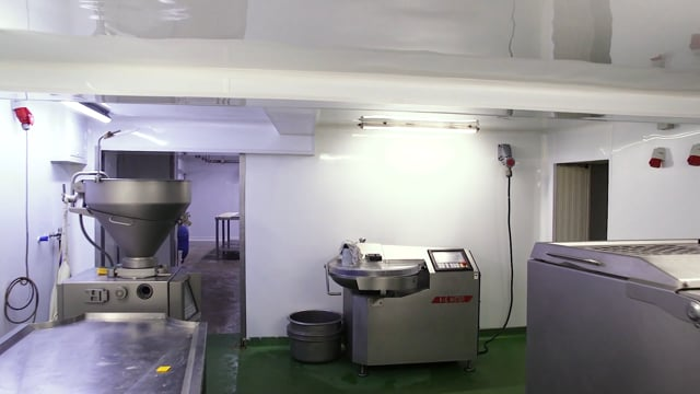 Carmangeria Prodcarmi, renovata cu sistemul MedClyn