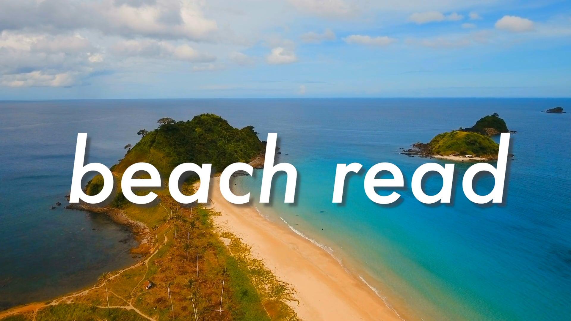 Katherine St. John on Beach Reads