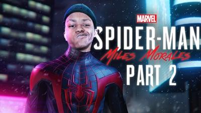 Trent's Spider Man Miles Morales Walkthrough Part 2