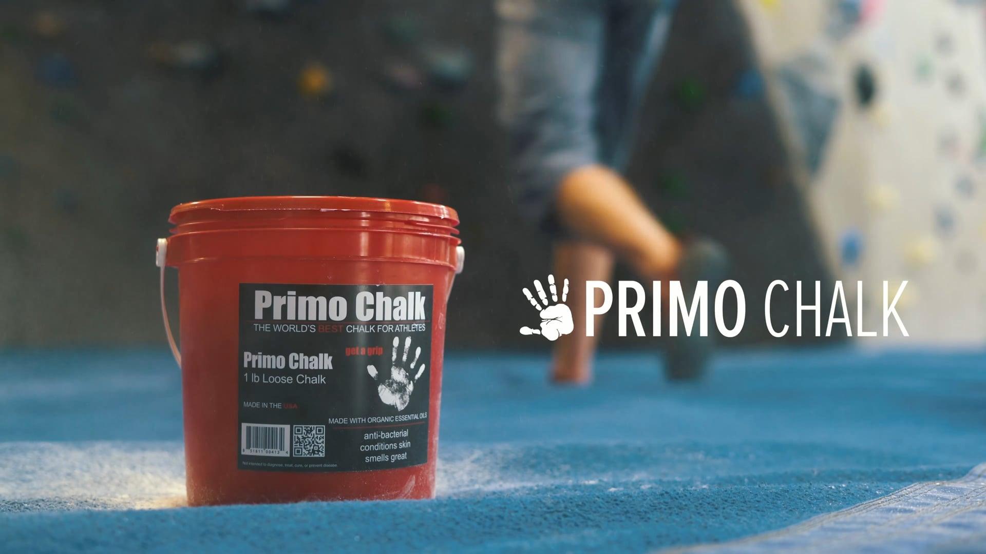 Rock Climbing   Primo Chalk Promo