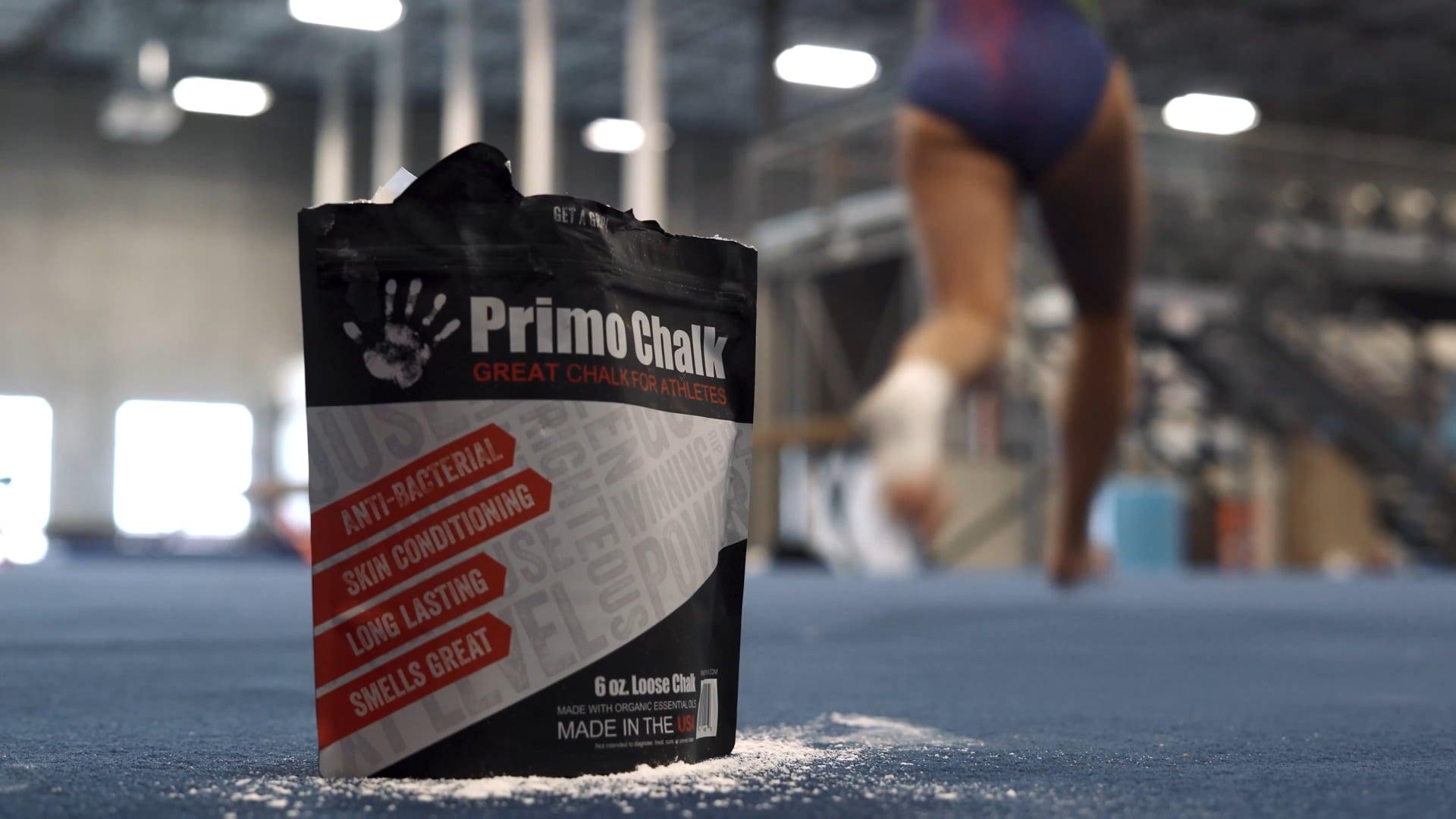 Gymnastics   Primo Chalk Promo