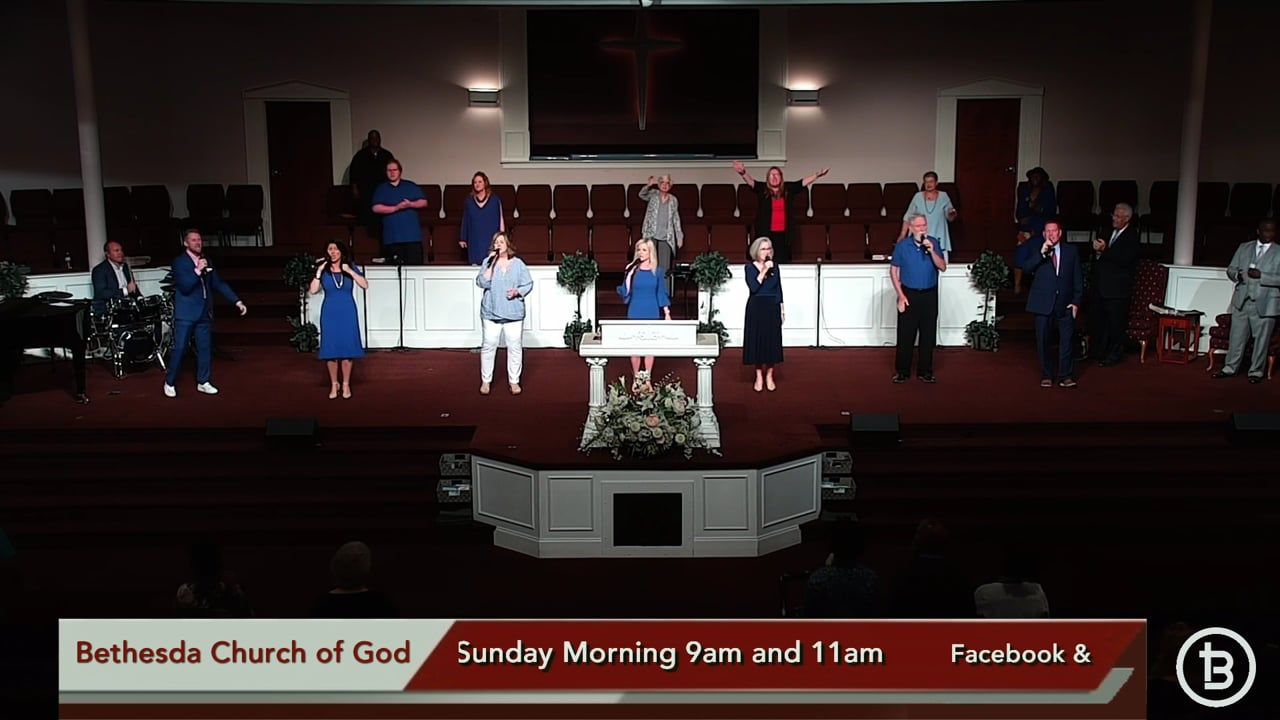 SHOW ME YOUR GLORY: Bethesda Church of God