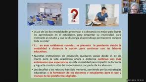 La enseñanza de las Ciencias en Ambientes Virtuales