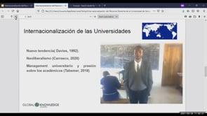 Propuesta de análisis Redes académicas y proyectos de investigación en la Universidad de Sonora