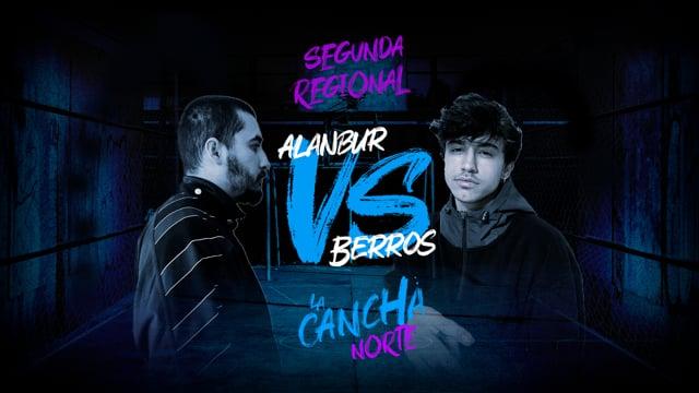 La Cancha Norte | Berros vs Alanbur | Cuartos