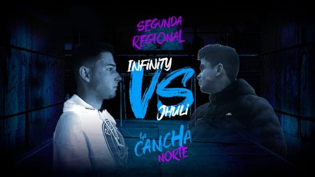 La Cancha Norte | Jhuli vs Infinity | Cuartos
