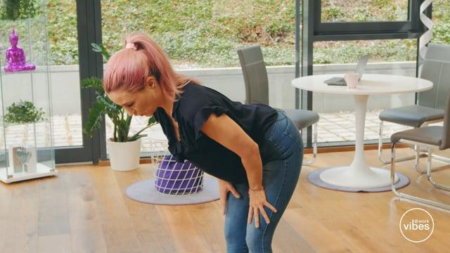 Yoga für Vielsitzer #09 Bein- & Gesäßmuskulatur