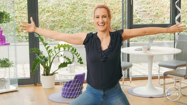 Yoga für Vielsitzer #04 Schulter & Hüfte