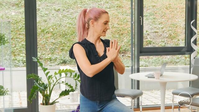 Yoga für Vielsitzer #03 Gleichgewicht