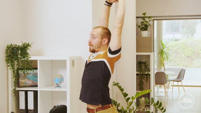 Stretching #09 Upper Body