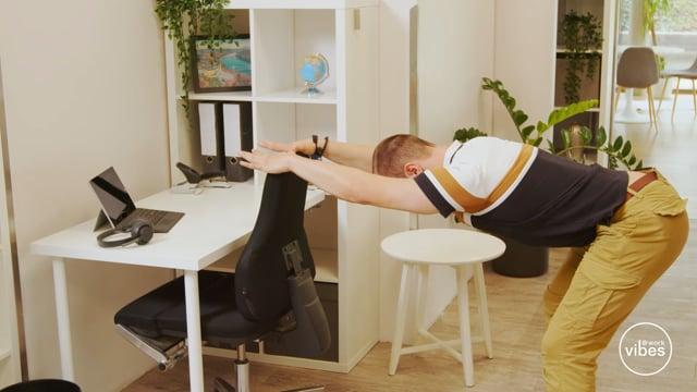 Stretching #02 Nacken & Schulter