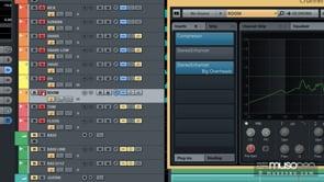 Kompresja perkusji - room mic, czyli ambient i szerokie brzmienie perkusji