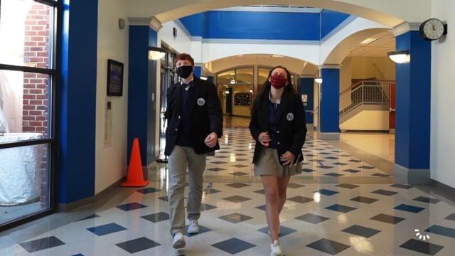 Mount Paran Minute: High School Blazers