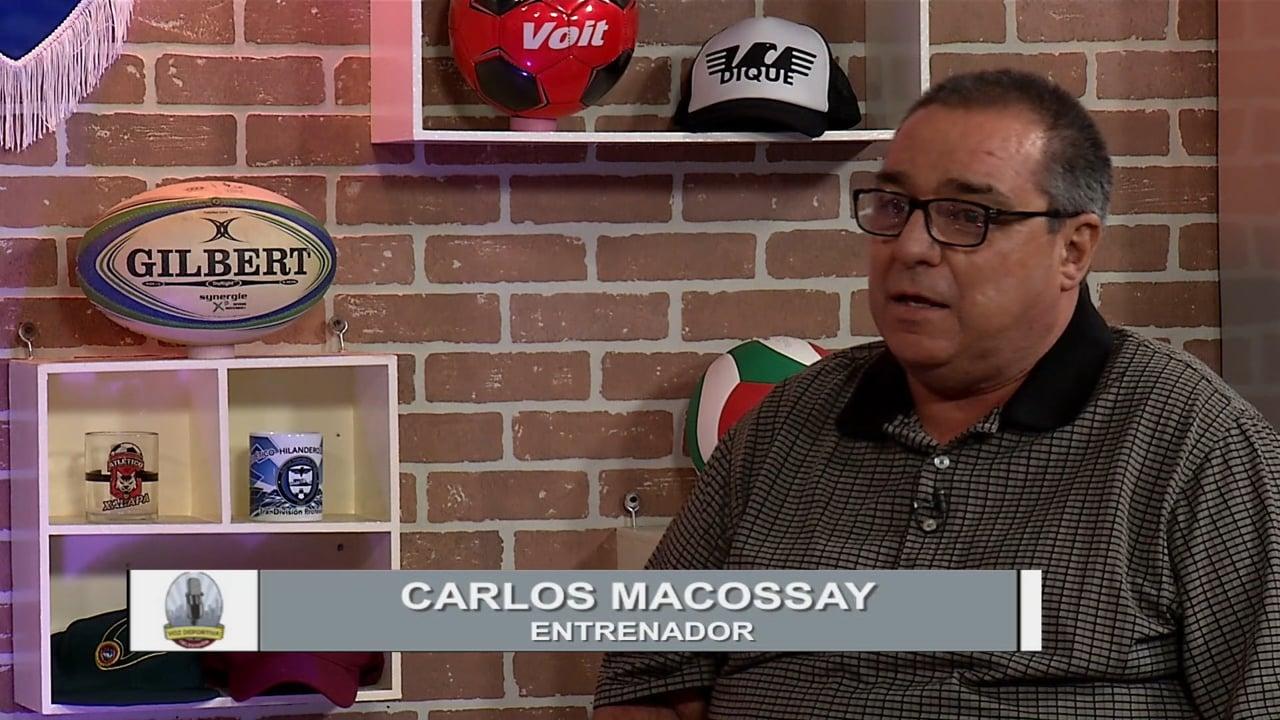 Carlos Macossay Sturcke