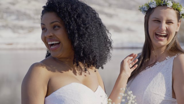 Keila + Andrea Wedding Elopement - Loveland  CO_042021
