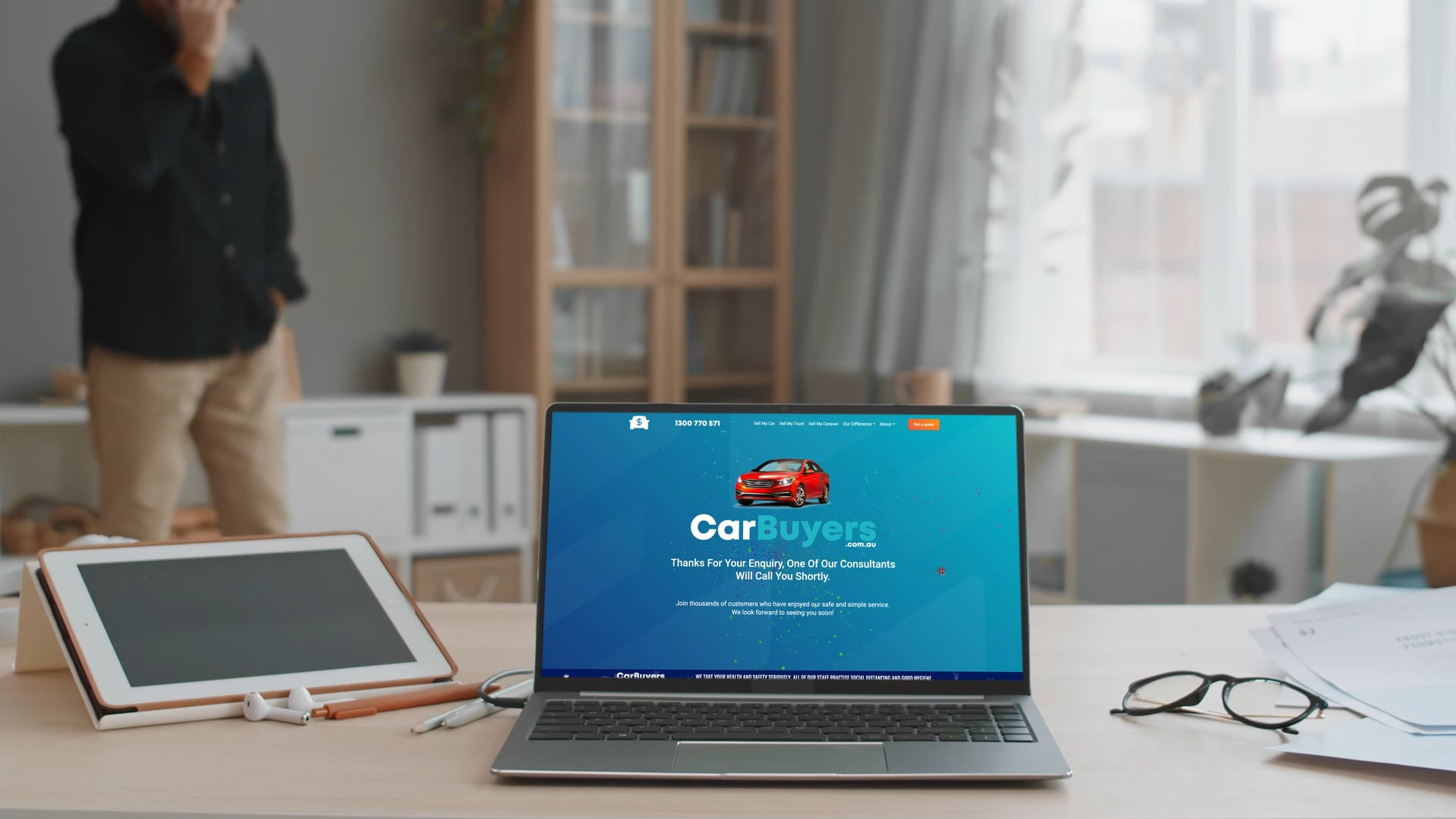 CarBuyers promo video
