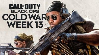 Trent's Call of Duty Customs Series! - Week 13