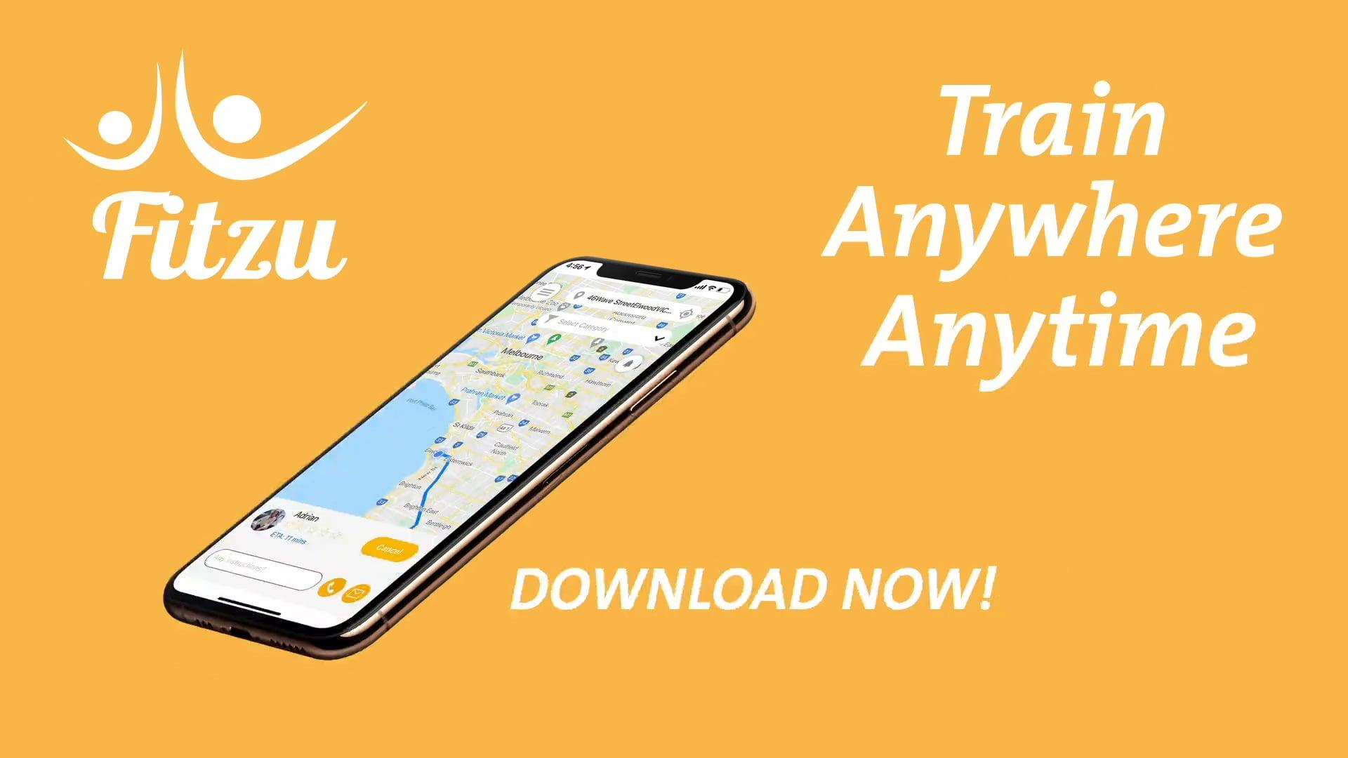 Fitzu app promo video
