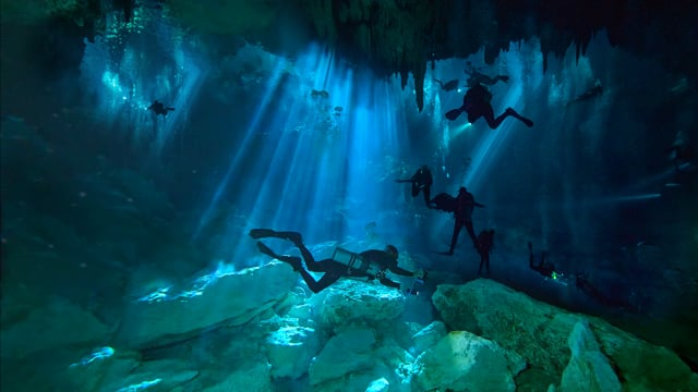 Mysteries of the Dungeon, Yucatan Peninsula, Mexico