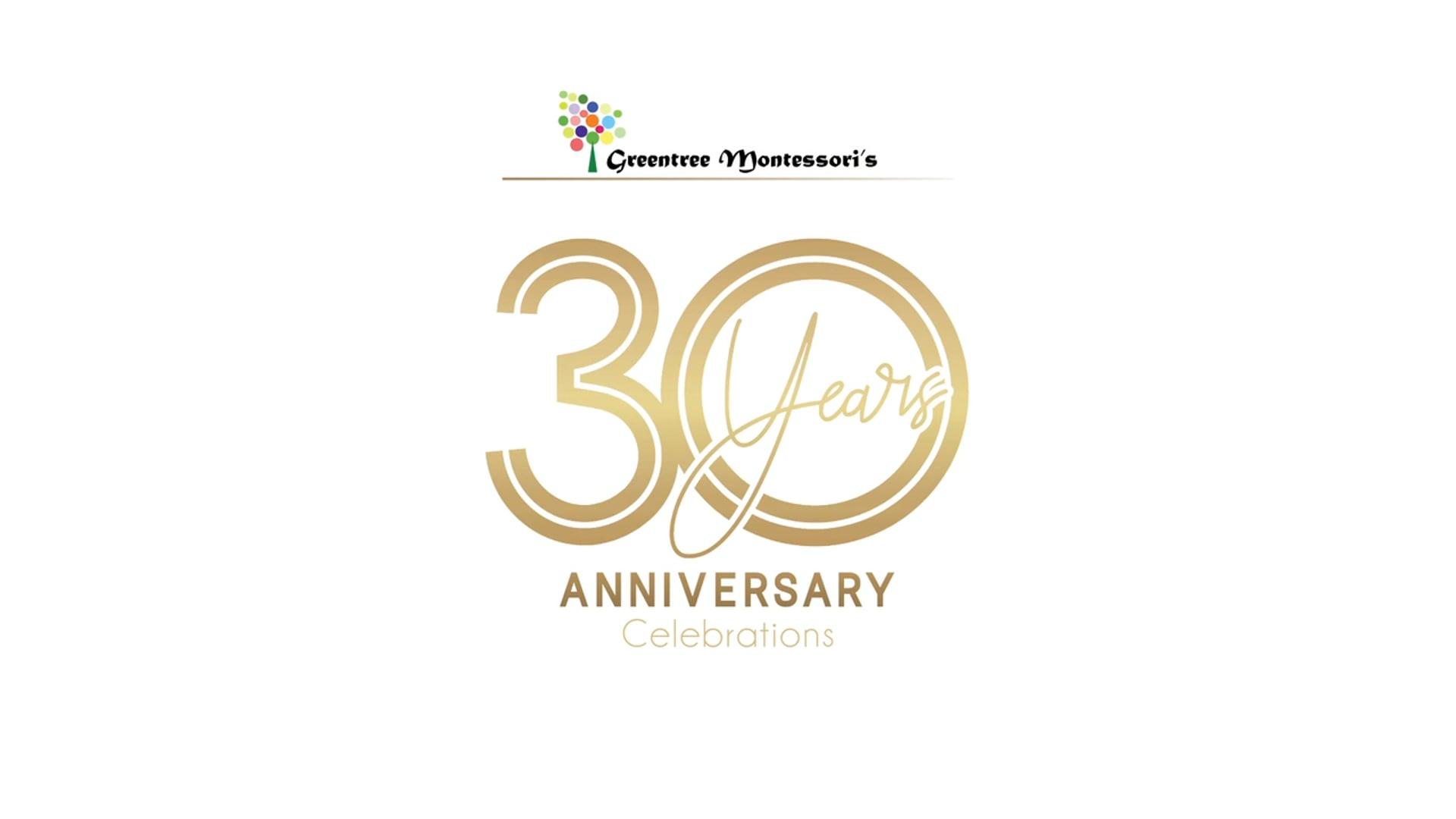 30th Anniversary Alumni Sharing - Daphne