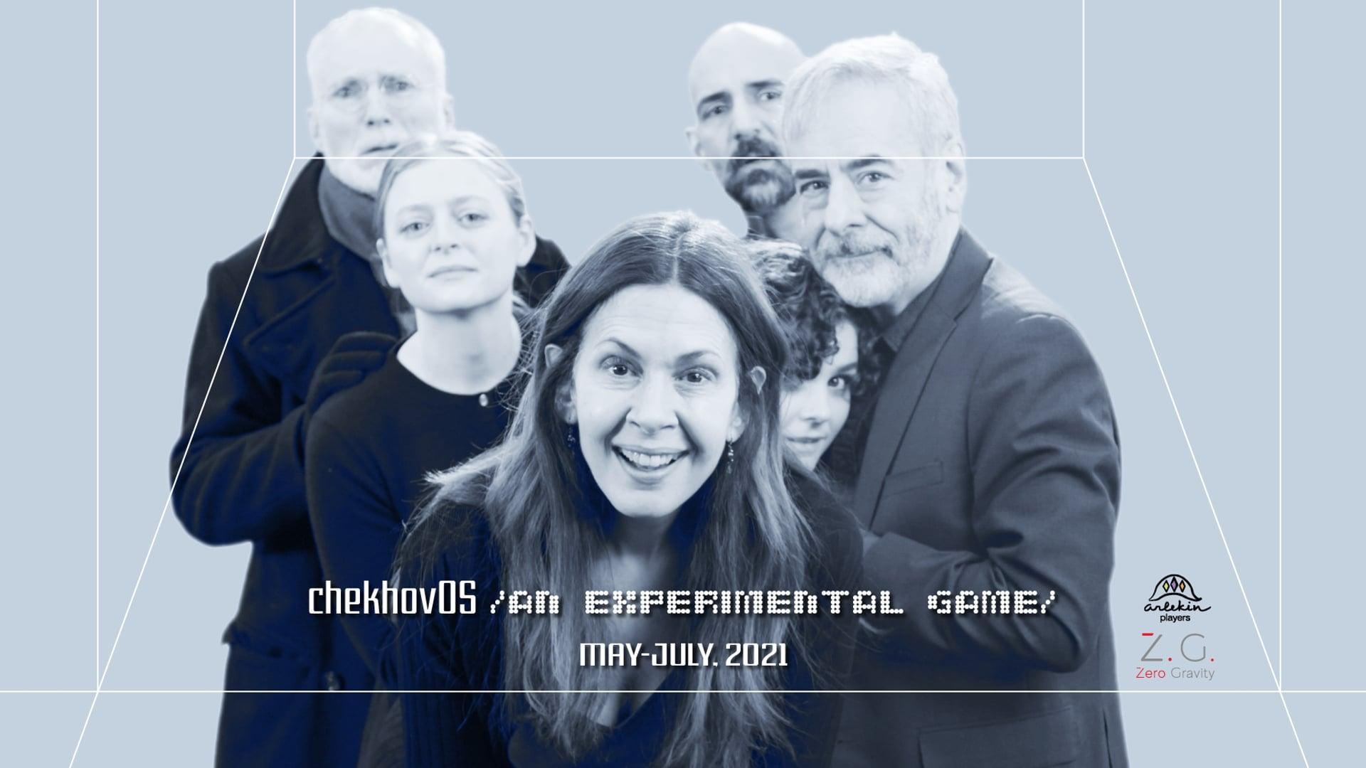 chekhovOS (TRAILER)