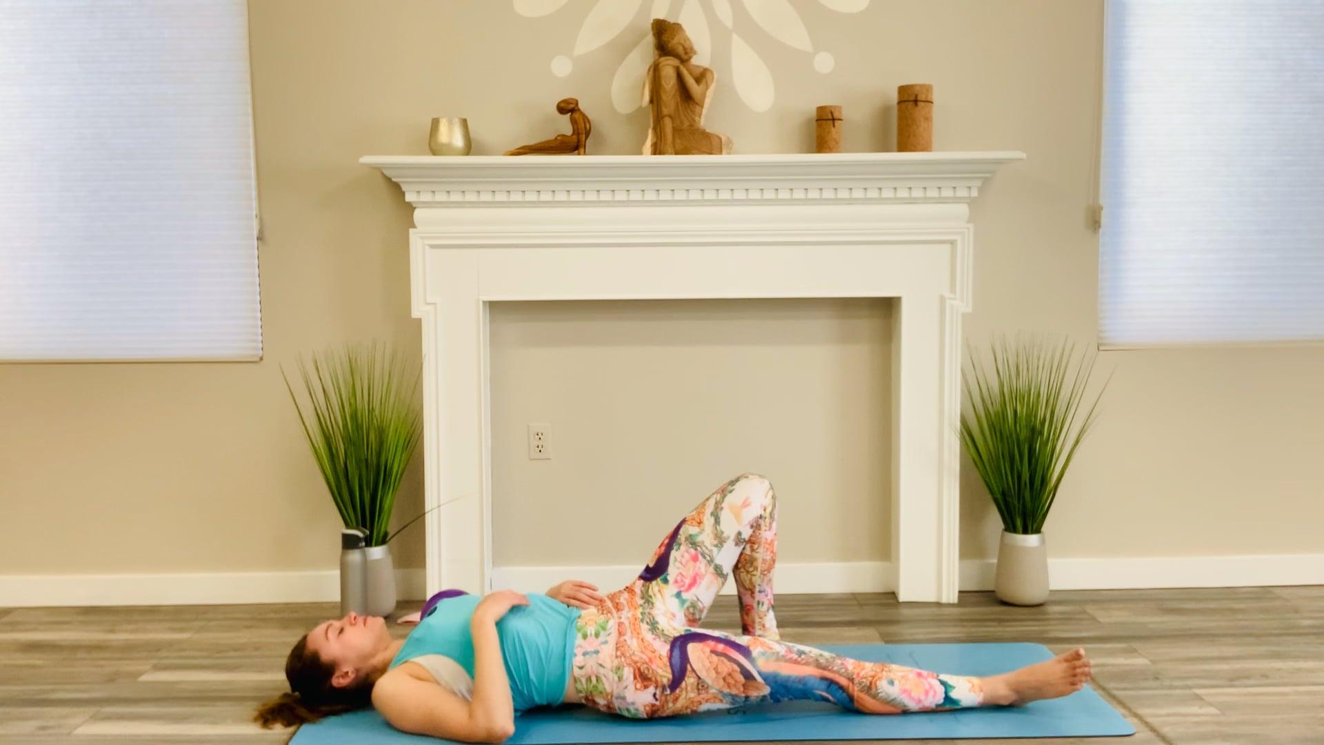 Nadi Method Relax & Massage 4-17-21 - 30 Minutes