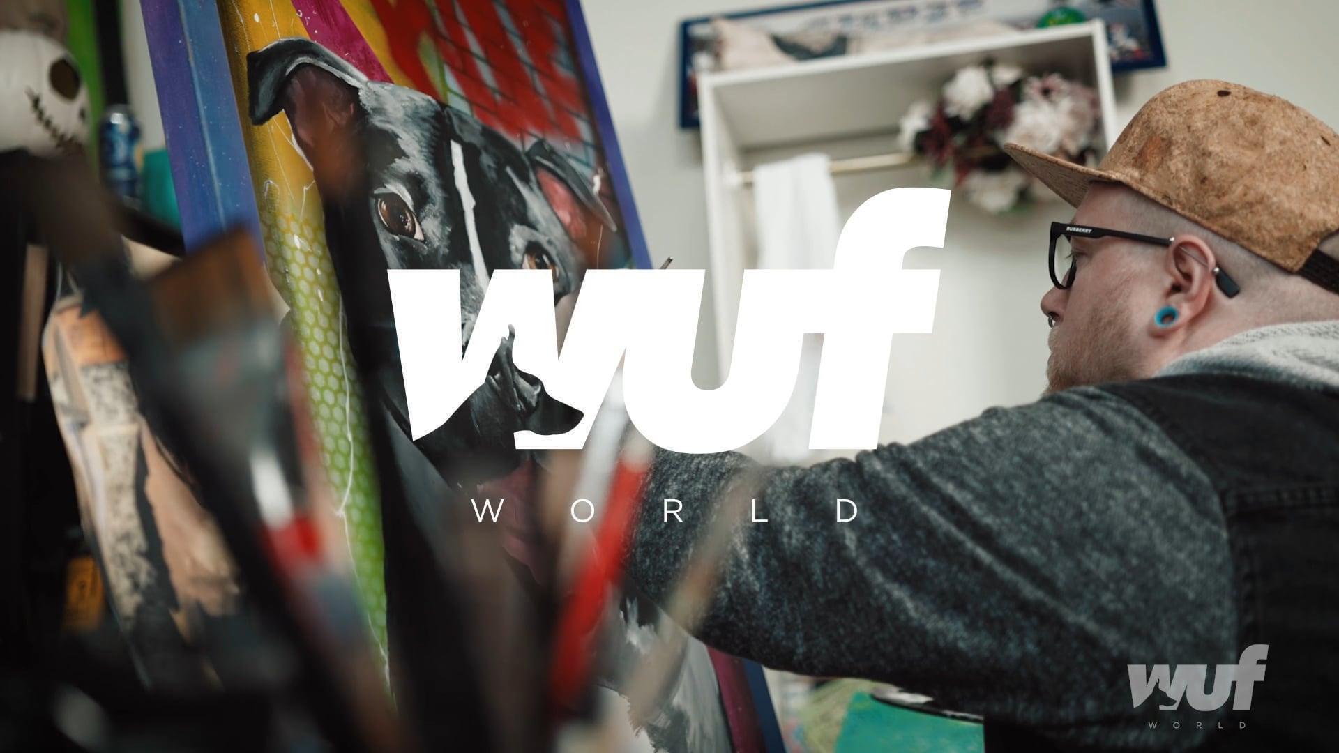 WUF World - Chris P Profile