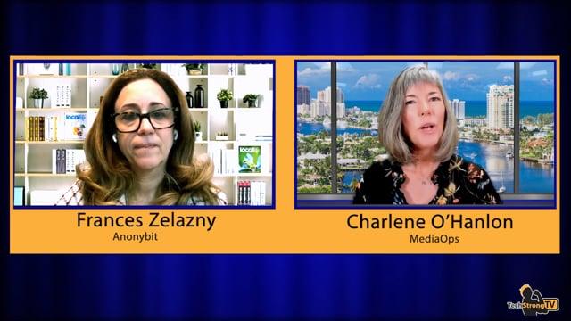 Frances Zelazny-TechStrong TV