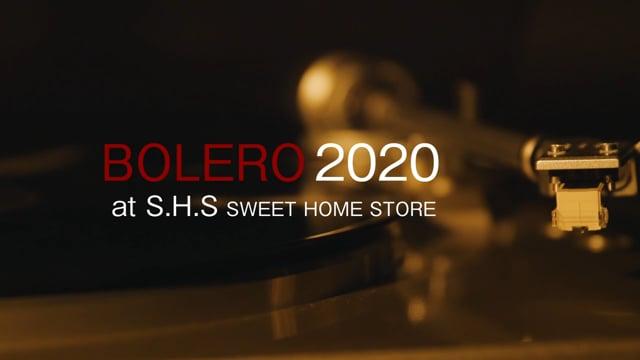 映像舞踊『BOLERO 2020』改訂版