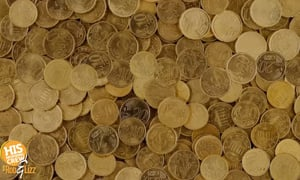 A prototype of a coin from the 1700s just went for big bucks!