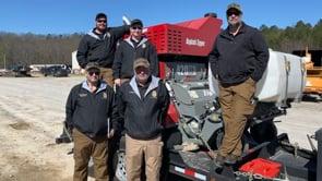 Hall County, GA-420X Wheel Assist - Machine Training