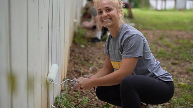 Mount Paran Minute: Family Serve Day