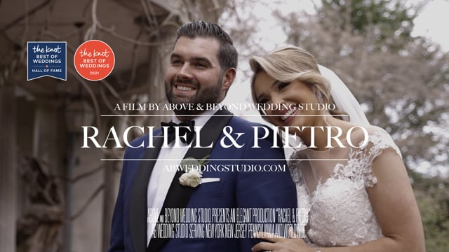 The Venetian Garfield, NJ Rachel & Pietro