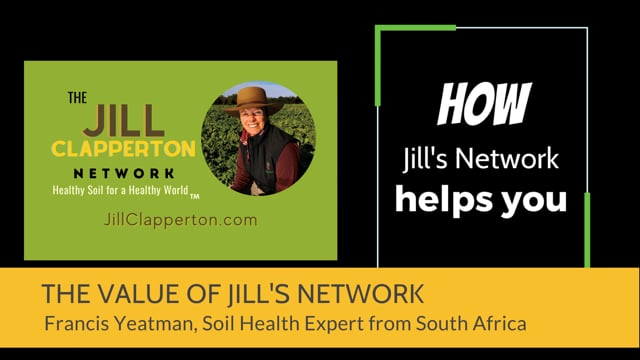 How the Jill Clapperton Network Helps You