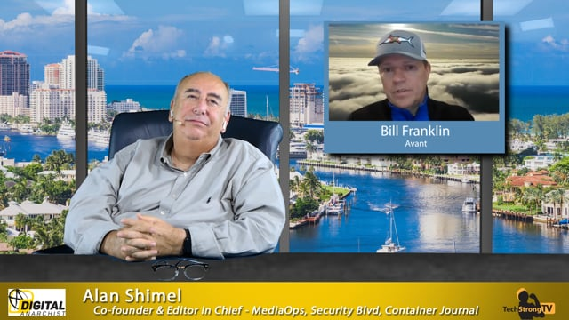 Hybrid Workforce - Bill Franklin, Avant
