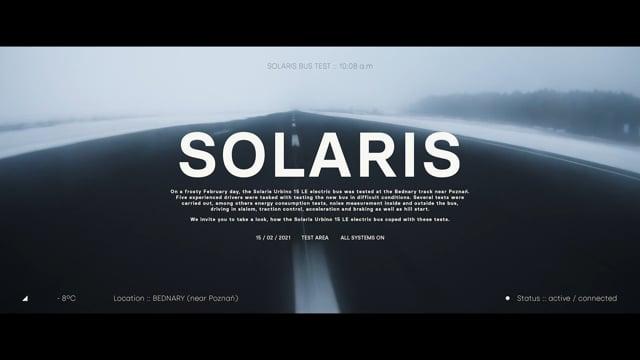 Solaris - Urbino 15 LE