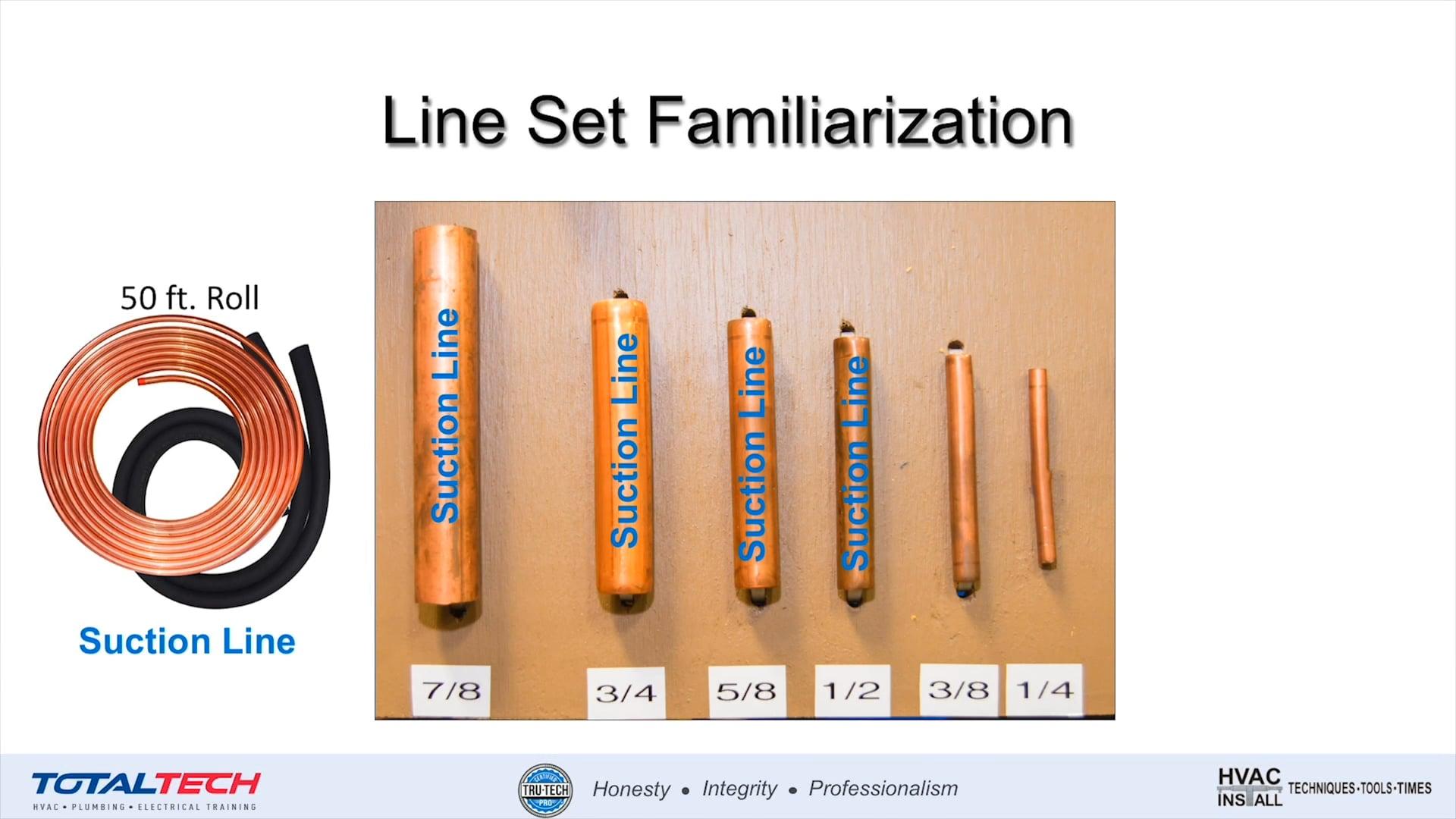 Installation-Suction Line Performance