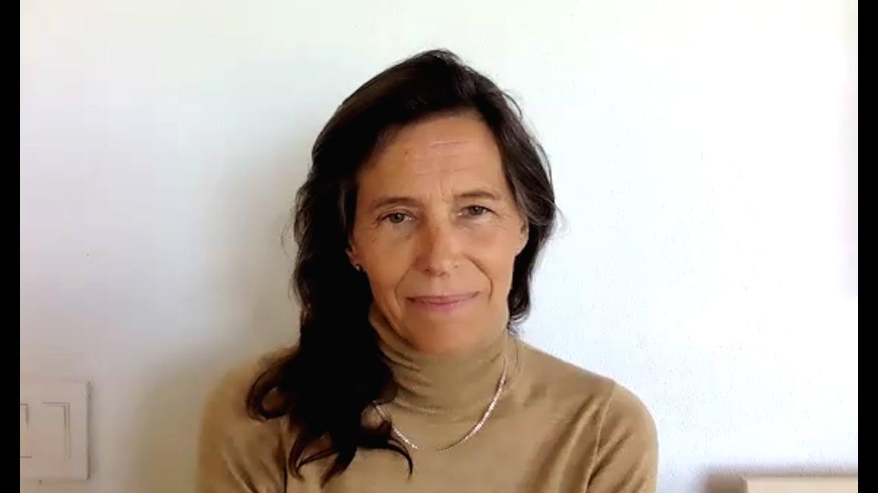 Blue Champions Award // Meet the jury: Tundi Agardy