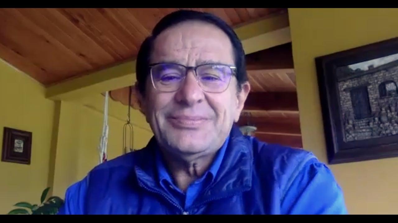 Blue Champions Award // Meet the jury: Jorge Jiménez
