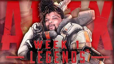 Flam's Apex Legends Series! - Week 1