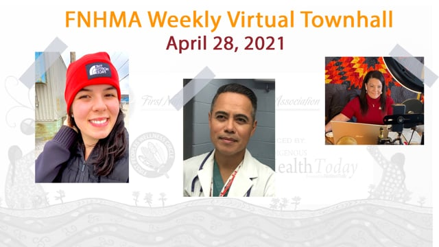 FNHMA Town Hall (ENG) April 28, 2021