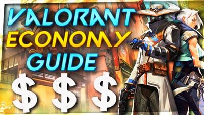 Improving at Valorant - Economy