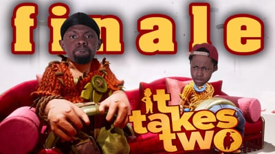 Trent and Dion Complete The Best Game Ever!?! (It Takes 2 Finale)