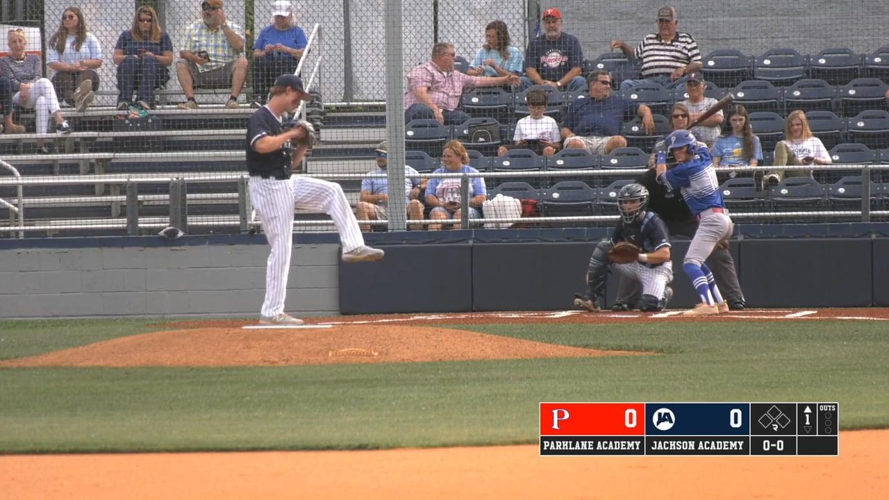 Varsity Baseball vs Parklane (5A 1st Rd GM 2 - 04-29-21)